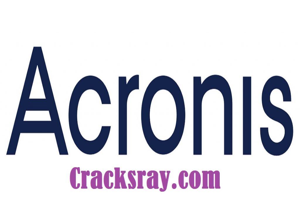 Acronis True Image Serial Key