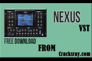 Nexus VST Keygen