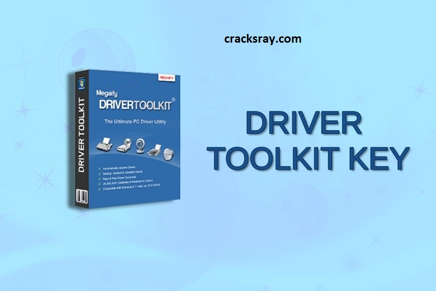 Driver Toolkit Serial Key