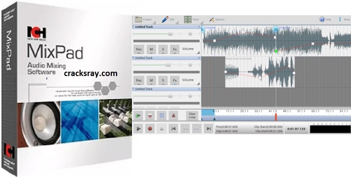 MixPad Keygen