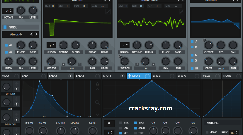 Serum VST Crack Mac