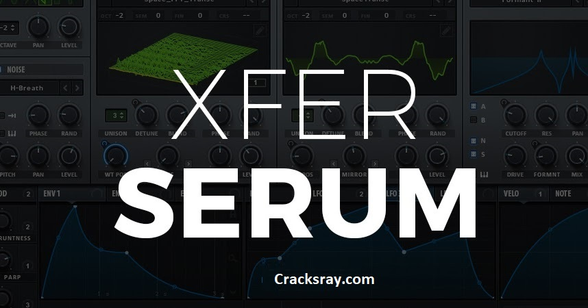 Serum VST Full Crack