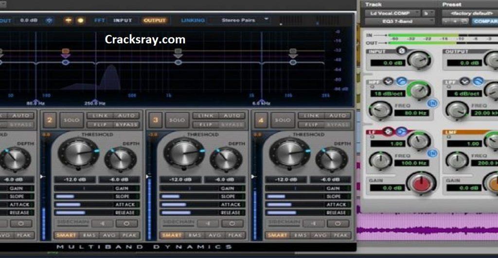 Avid Pro Tools Full Crack